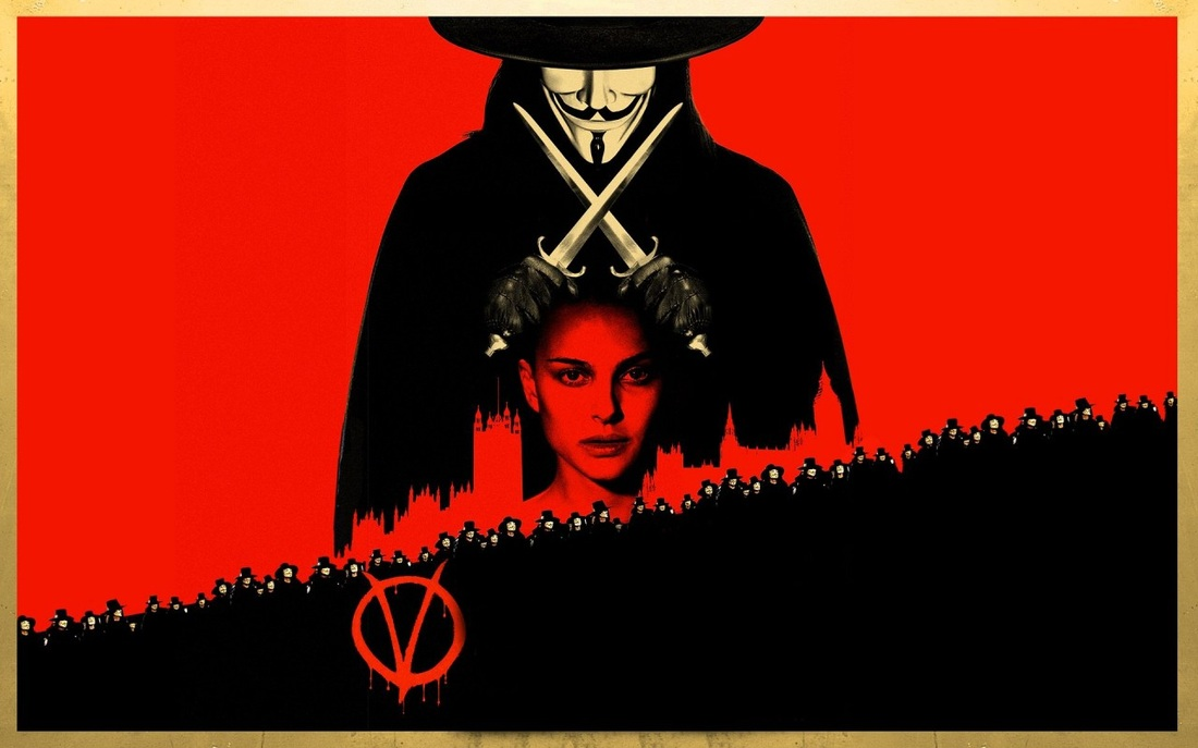 essay comparing 1984 and v for vendetta V for vendetta vs 1984 uploaded by beth o'donnell 1984 and v for vendetta give prophetic warnings about what would happen in the future under totalitarian control.